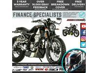 FB Mondial HPS 125 Hipster 125cc Cafe Racer *FINANCE* UK & IRELAND DELIVERY*