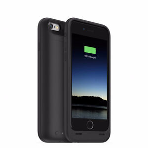 Case Rechargeable iPhone 6/6s - Mophie Juice battery
