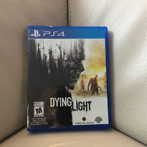 dying light ps4
