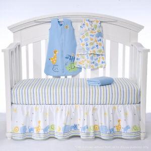 NEW - HALO 5-Piece Crib Set