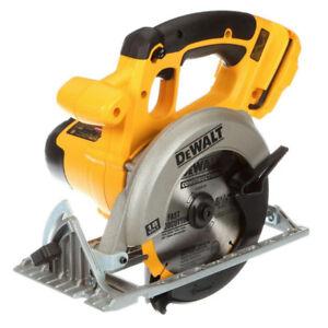 DEWALT 18V, 6 1/2-inch Cordless Circular Saw