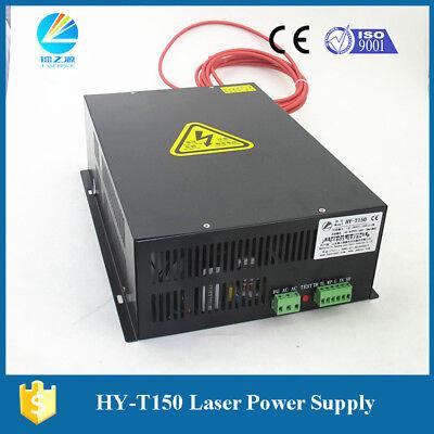 130wat150watt Laser Cutting Machine Power Supply For Co2 Laser Tube Hy-t150