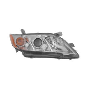 .TOYOTA CAMRY 2012-14 PHARES GA/DR- HEAD LAMPS LH/RH L/LE/XLE/HY