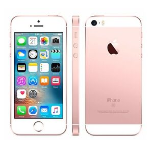 IPHONE SE 64GB ROSE GOLD VIRGIN/BELL