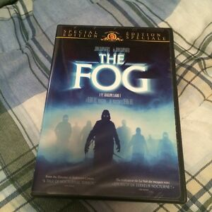 The Fog DVD