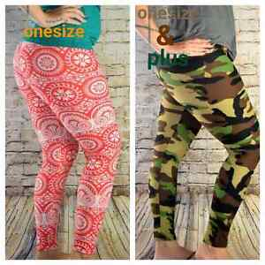 BUSKIN LEGGINGS