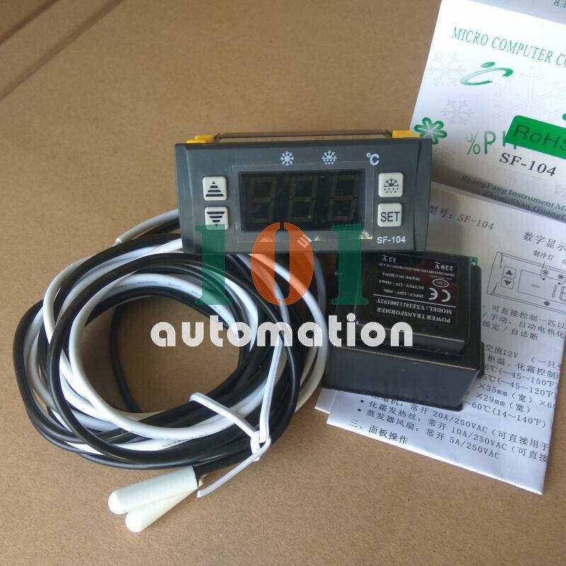 1Pcs New For Refrigerator temperature controller SF-104 SF104