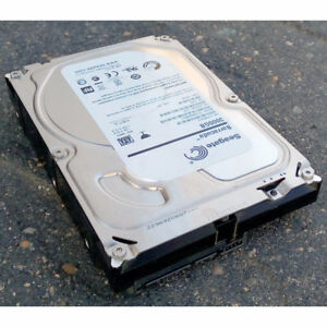 "Seagate 3TB 3000GB SATA 3.5"" Internal Hard Drive Disk HDD"