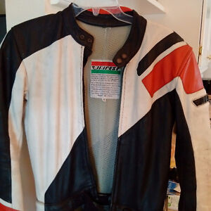Dainese motorcycle leather suit small