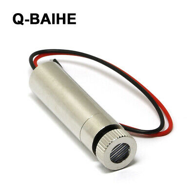 New 808nm 500mw Infrared Ir Red Laser Line Module With Cable 12x45mm
