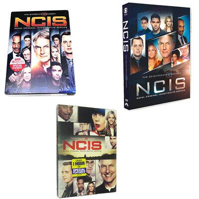 NCIS: Naval Criminal Investigative Service: Season 15 16 17