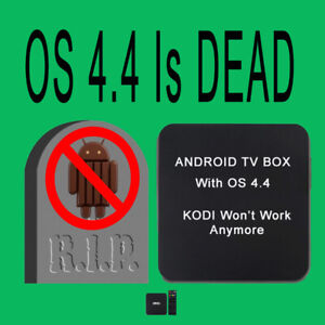 Upgrade to a New Kodi 18 Programmed Android TV Box and Save $20!