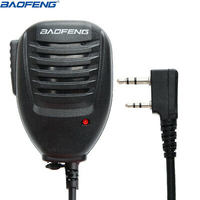 Baofeng Speaker Microphone for Baofeng UV-5R UV-S9 BF-888S R3 Two Way Radio US