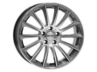 """18"""" Monaco MC9 wheels and tyres suitable for a Mercedes A-CLass, CLA, VW, Golf, Jetta, Caddy ETC"""