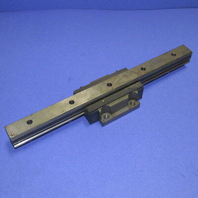 Iko 11-34 Linear Rail Bearing W Bearing Block Lwht25 Nnb