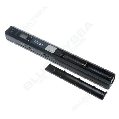 Schnurloser tragbarer iScan01-Dokumentenbuch-A4-Handscanner mit 900 DPI