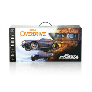Brand New Anki Overdrive: Fast & Furious Edition