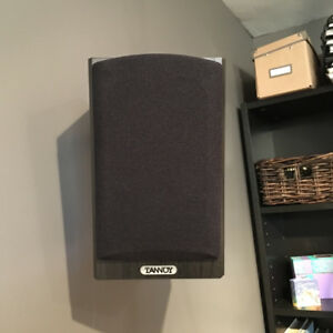 Tannoy Mercury Bookshelf speakers