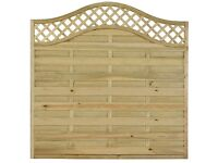 Fence panel , European fence panel ,nationwide free delivery, superior quality, tanalised