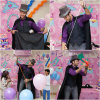 Kids Party Packages-magic, balloons, workshops and more