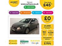 Volkswagen Golf 1.6TDI ( 105ps ) ( s/s ) 2013MY SE FROM £45 PER WEEK!