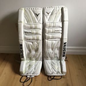 Pads and chest protector