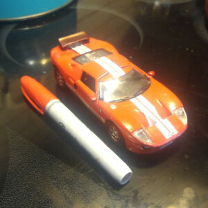 2006 ford gt 40 1/32 diecast pull back et sons