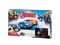 Brand new avengers car track