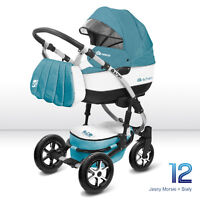 Bassinet Style Strollers With Stroller Seat.  EUROSTROLLER!