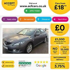 Mazda Mazda6 2.0 ( 147ps ) TS2 FROM £18 PER WEEK!