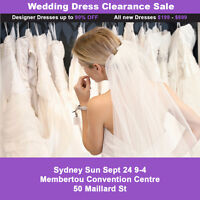 Wedding Dress Clearance Sale Bridal Show $199-$899 Sz2-28