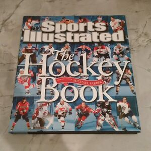 SPORTS ILLUSTRATED HOCKEY BOOK - BRAND NEW, MINT CONDITION