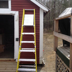 Brand New 8ft Featherlite Platform Ladder