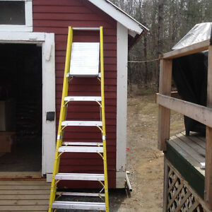 Brand New 8ft Featherlite Platform Ladder