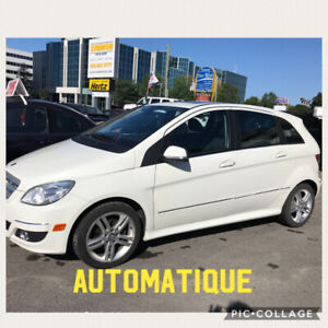 2011 MERCEDES B200 AUTOMATIQUE 111,000 KM