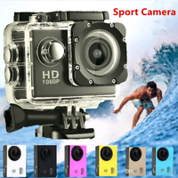 4k Action Camera Waterproof Pro Sport WiFi with accessories