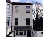 A lovely, spacious room in a Victorian house in a very quite and residential neighbourhood