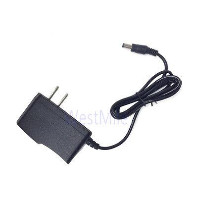 12V 1A AC DC Power Supply Wall Adapter 2.1mm USA  For CCTV Camera No Waterproof