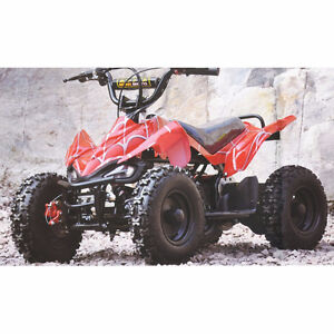 Electric atv for child - From 6 to 25 km/h