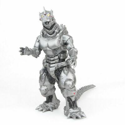 Mechagodzilla Godzilla Machine Dragon Silver Master 12