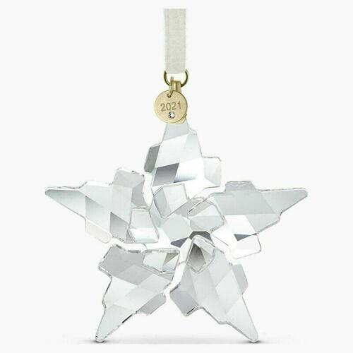 Swarovski Crystal Annual Edition Snowflake Large Chrismas Ornament #5557796