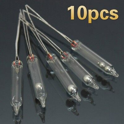 6mm 10pcs Mercury Switch Angle Tilt Switch 0.5a20v Pz-101 Alarm Car Motion In1