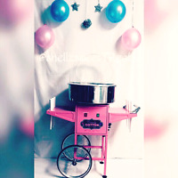 FAMILY DAY SPECIAL!! $100 POPCORN AND COTTON CANDY MACHINE