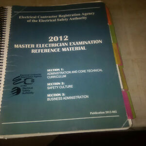 ESA MASTER ELECTRICIAN EXAM PREP. COURSE, SURE SUCCEE