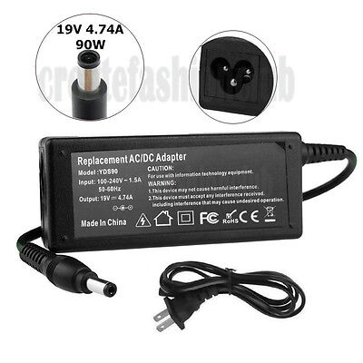 90W AC Power Adapter Charger For Toshiba Satellite L855 L855D L870 L870D newest