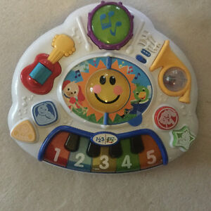 Clean,Clean,Clean Baby Einstein First Piano 1/2 price! Strathcona County Edmonton Area image 1
