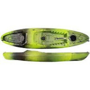 Kayaks-Perception Striker 11.5 Fishing Kayaks