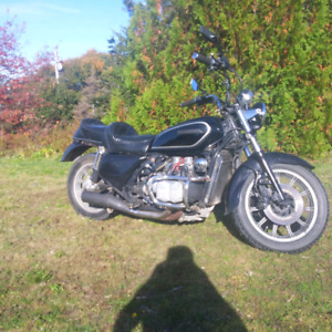 1983 honda goldwing 1100 with papers price 450