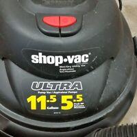 Shop Vac/Pump Vac