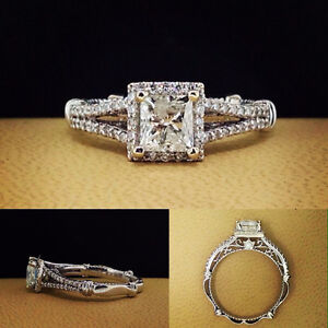1.35 CT. DIAMOND ENGAGEMENT RING DIRECT FROM THE MANUFACTURER